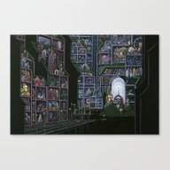 Canvas Print featuring Age Of Reason by Nathan Spoor