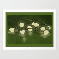 Illumination Variation #1 Art Print