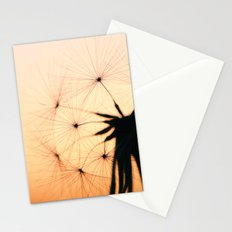 Shadows In the Fire Stationery Cards