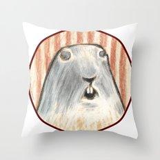 Animal. Throw Pillow