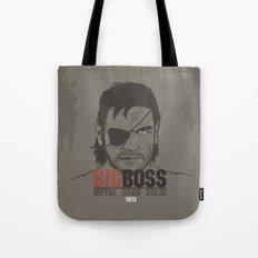 Metal Gear Solid V: Grou… Tote Bag