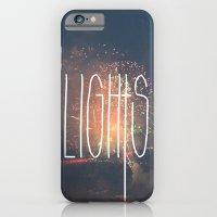 SKY LIGHTS iPhone 6 Slim Case