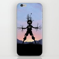 Groot Kid iPhone & iPod Skin