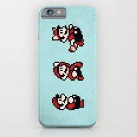 Super Mario Bros 3 iPhone 6 Slim Case