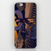 Medusa of Music meets Lilith iPhone & iPod Skin