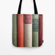Old Books - Square Tote Bag