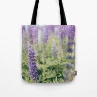Lilac 2 Tote Bag