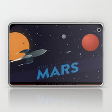 Life on Mars Laptop & iPad Skin