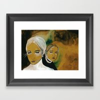 You And I And Us (sen, B… Framed Art Print