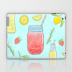 Mason Jar Laptop & iPad Skin