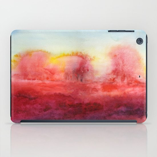 Where I End And You Begin iPad Case