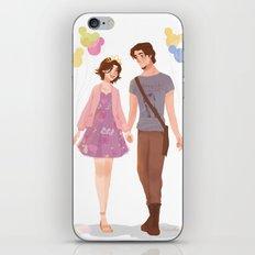 Park hopping iPhone & iPod Skin
