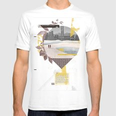 http://matthewbillington.com White SMALL Mens Fitted Tee
