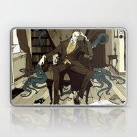 H.P. Lovecraft Laptop & iPad Skin