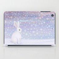 Snow Bunny iPad Case