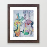 Arcade Framed Art Print