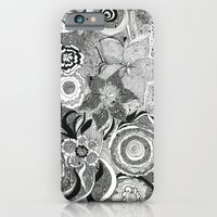 Going With The Flow[er] iPhone 6 Slim Case
