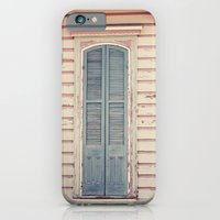 Three Shutters - New Orleans French Quarter iPhone 6 Slim Case