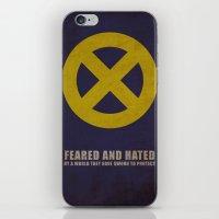 X-Men (Super Minimalist … iPhone & iPod Skin