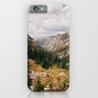The View from Above 10,000 ft - Wyoming Wilderness iPhone 6 Slim Case