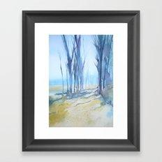 Pahteklik Framed Art Print