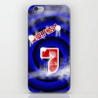 se7en iPhone & iPod Skin