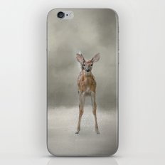 Stand Strong Little Fawn - Deer - Wildlife iPhone & iPod Skin
