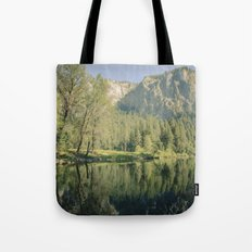 Merced River II Tote Bag