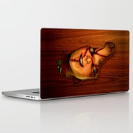 Happy Halloween Trick Or… Laptop & iPad Skin