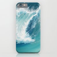iPhone & iPod Case featuring Musical Thunder by Colin Perini