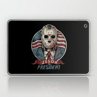 Jason For President Laptop & iPad Skin