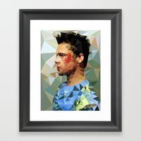 May I Never Be Complete.… Framed Art Print