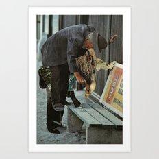 ko Art Print