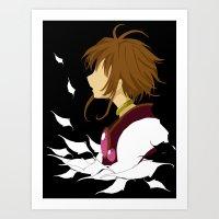 Lost Wings Art Print
