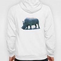 Blue Rhino Hoody