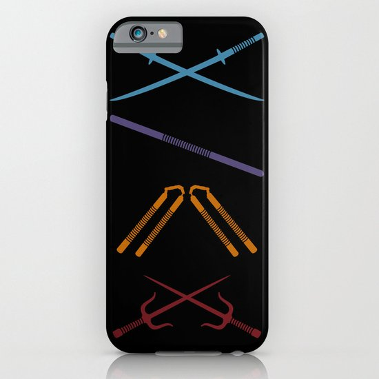 TMNT iPhone & iPod Case