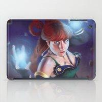 Blue Mage iPad Case
