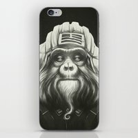 Commander iPhone & iPod Skin