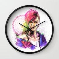 The Punk Wall Clock