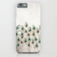 Peacock Field iPhone 6 Slim Case