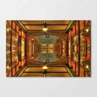 Hepworths Arcade Hull 20… Canvas Print