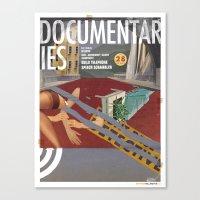 Vans And Color Magazine … Canvas Print
