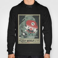 Mario Bros 4 Fan Art Hoody