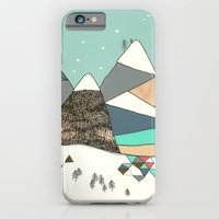 iPhone & iPod Case featuring Winter wonderland by Pips Ebersole