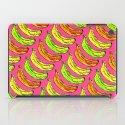 Banana pattern iPad Case