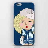 Mss Sailor iPhone & iPod Skin