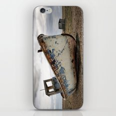 The Trawler, Dungeness, Kent iPhone & iPod Skin