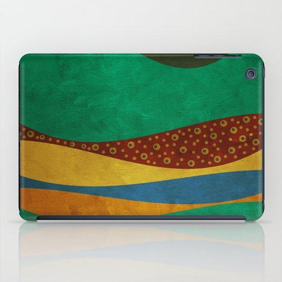 color under the sun (III) iPad Case