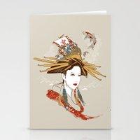 Nihonsei Stationery Cards