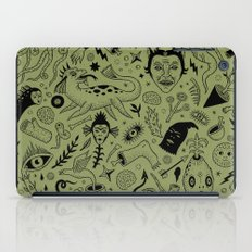 Curious Collection No. 2  iPad Case